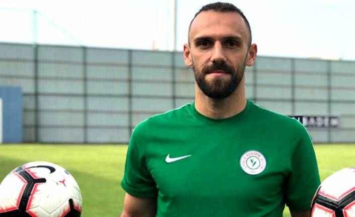 Galatasaray'dan Vedat Muriç tepkisi