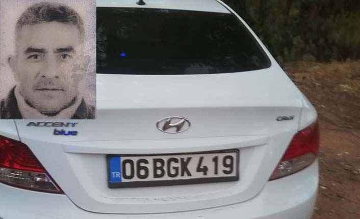 Antalya'da polis yüksek ses ihbarı için geldiği araçta cesetle karşılaştı