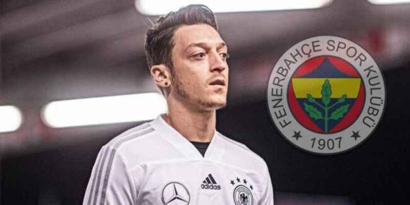 Fenerbahçe'den Mesut Özil açıklaması