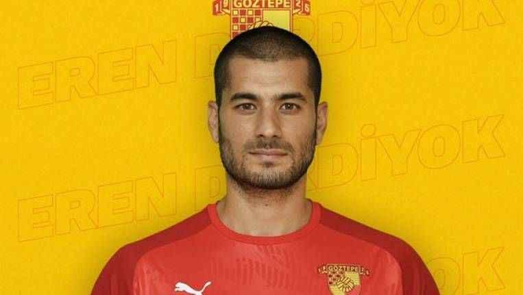 Eren Derdiyok transferi resmen açıklandı!