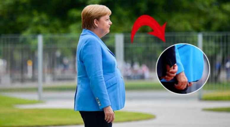 Almanya Başbakanı Merkel üçüncü kez nöbet geçirdi