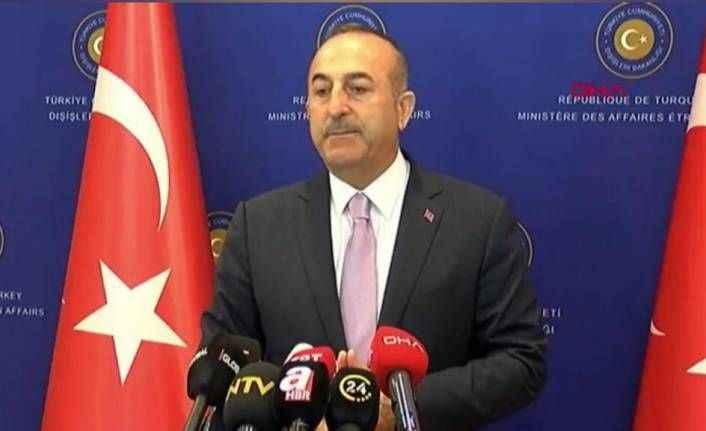 Bakan Çavuşoğlu: Hiç kimsenin yorum yapma hakkı yoktur