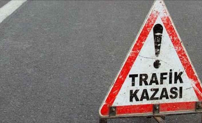 Alanya'da feci kaza! Alman turist ağır yaralandı