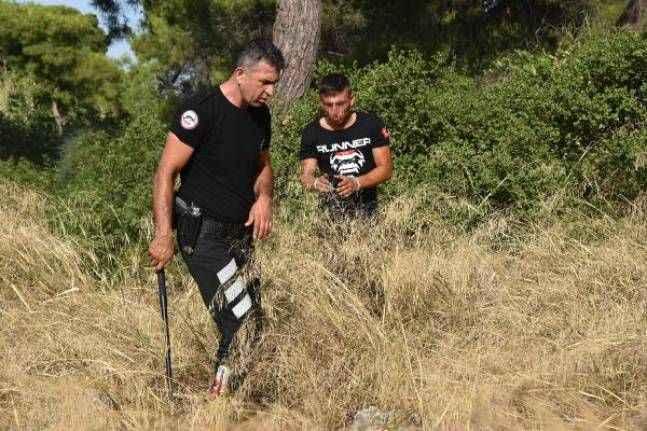 Antalya'da 'Polise yalan söylemem' dedi, tabancanın yerini göstermedi
