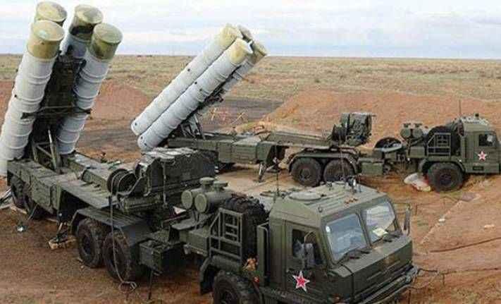 Rusya'dan flaş açıklama: S-400 daha ilk hamle