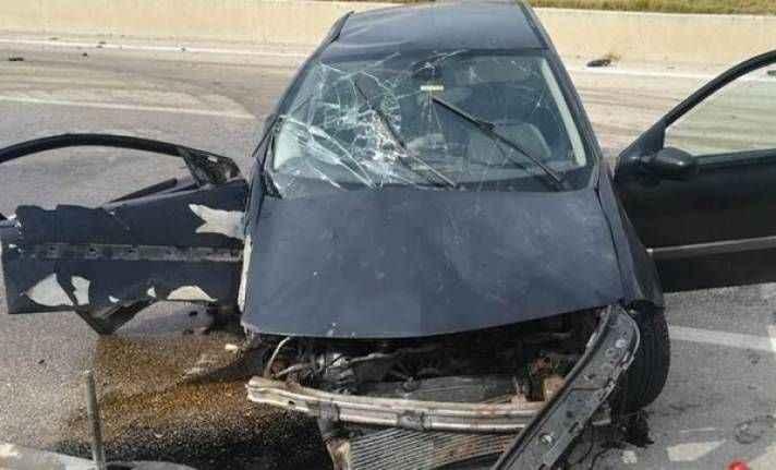 Sürücü uyuyunca olanlar oldu! 8 kişi yaralandı