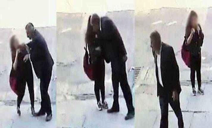 Küçük kızı taciz eden şahıs başka şehirde yakalandı!