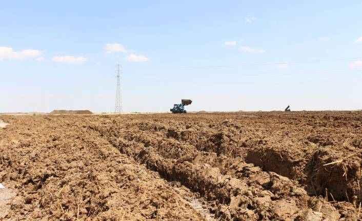 Alanya tarımına Konya gübresi