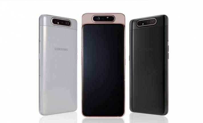 Samsung Galaxy A80'in fiyatı çok tartışılacak!