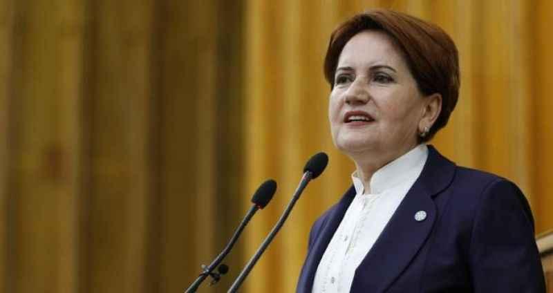"""Meral Akşener'den """"Erdoğan bakanlık teklif etti"""" iddiasına yanıt"""