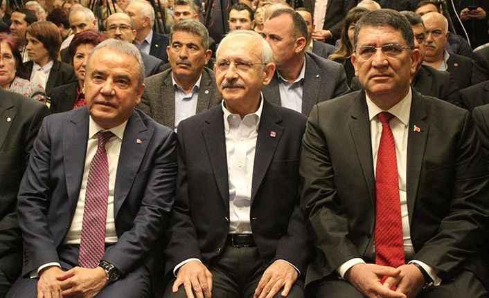 CHP'lİ başkanlar çalıştay yolcusu