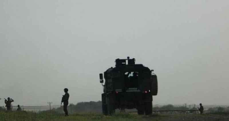 Hain saldırı: 2 askerimiz yaralandı