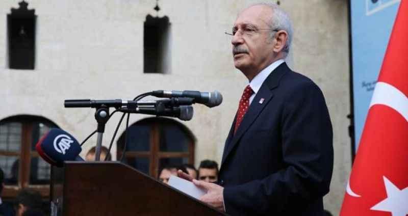 CHP, 2015'te hazırladığı Kürt sorunu raporu için düğmeye bastı