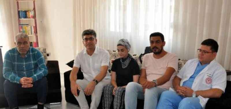 Antalya'da gırtlağı alınan annenin sessiz çığlığına destek