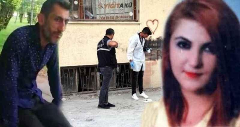 Vahşice öldürülen kadın, katilinin videosunu çekmiş