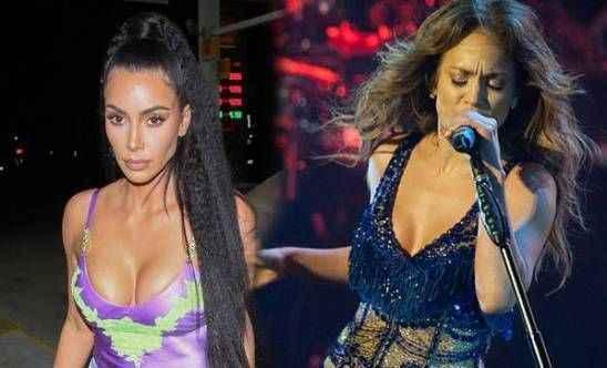 Kim Kardashian, Jennifer Lopez için Türkiye'ye geliyor