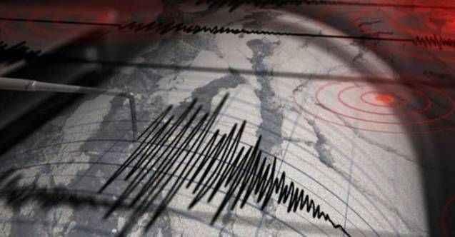 Akdeniz'de korkutan 4.9 büyüklüğünde deprem!