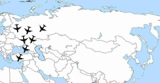 Rus operatör tarihinin en büyük Antalya kış programını hazırladı