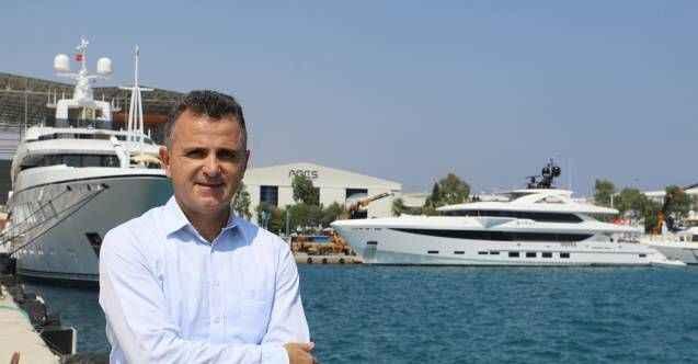 Antalya, lüks yat imalatından 1 milyar 90 milyon dolar gelir elde etti