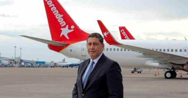 Corendon Airlines Türkiye'nin en büyük şirketleri arasında yükselişini sürdürüyor