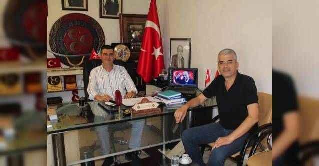 Alanya MHP'ye 'Akıllı' ziyaret