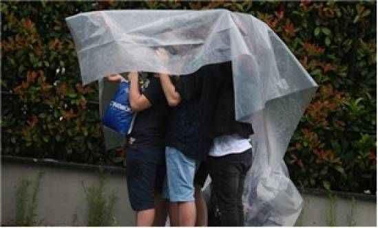 Kurban bayramında hava nasıl olacak? 5 ilde sağanak yağış...