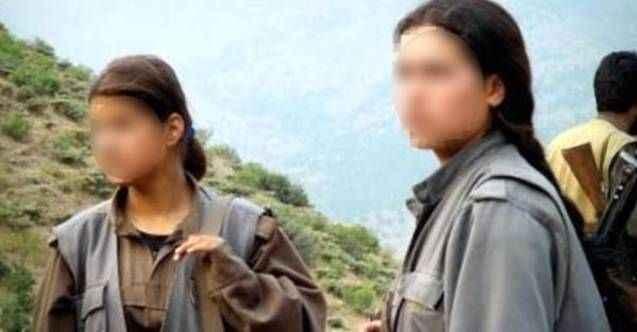 Teslim olan kadın terörist PKK'nın karanlık yüzünü anlattı!