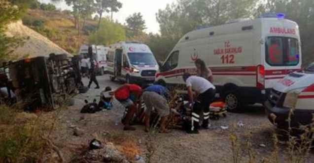 Bir safari kazası daha! 16 kişi yaralı