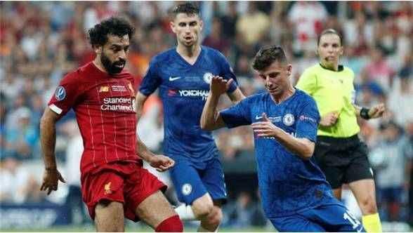 UEFA Süper Kupa İstanbul'da sahibini buldu: Liverpool - Chelsea