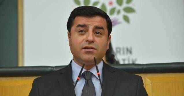 Selahattin Demirtaş'tan Ali Babacan yorumu