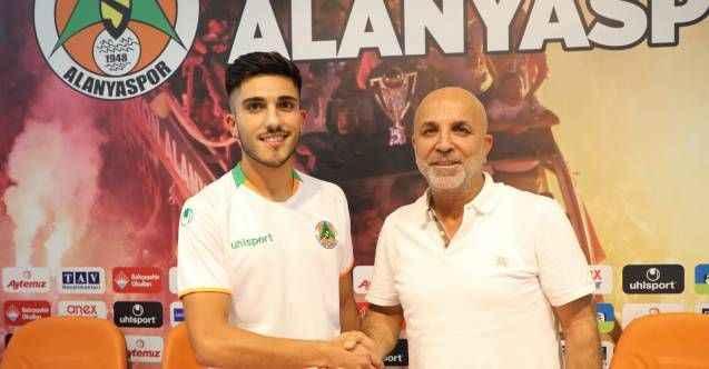 Alanyaspor'da transfer bitmedi! Son Şimşek Umut Güneş