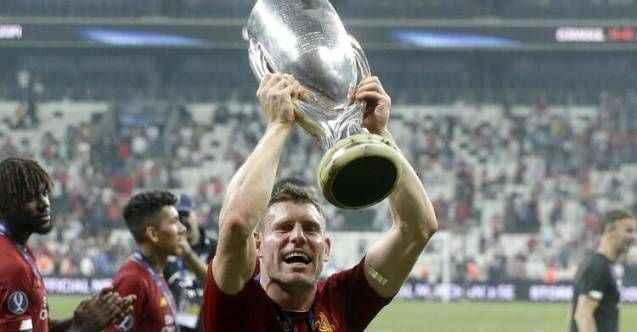 """James Milner: """"Liverpool ve İstanbul birbirine çok yakışıyor"""""""