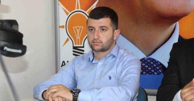 İşte Ak Parti Alanya'nın yeni Gençlik Kolları Başkanı