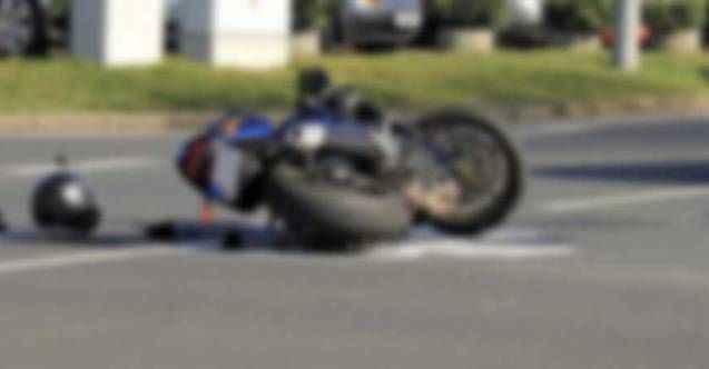 Alanya'da motosiklet kazası: 1 yaralı
