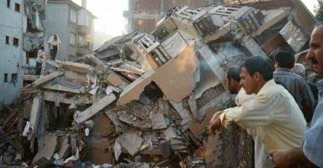 'Marmara depreminin ekonomik kaybı 200 milyar lira'