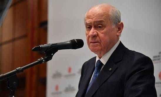 3 büyükşehir belediye başkanının görevden alınmasına Bahçeli'den ilk açıklama