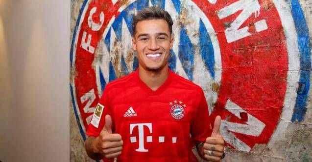 Philippe Coutinho resmen Bayern Münih'te!
