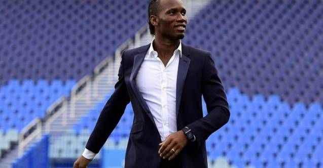 Drogba, başkanlığa aday oluyor