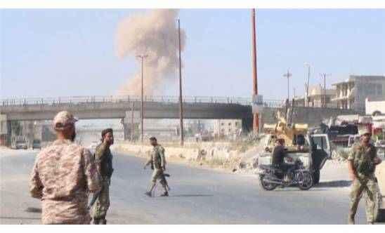 BM: Saldırı son derece endişe verici