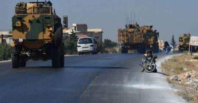Suriye'de Türk askerine taciz ateş