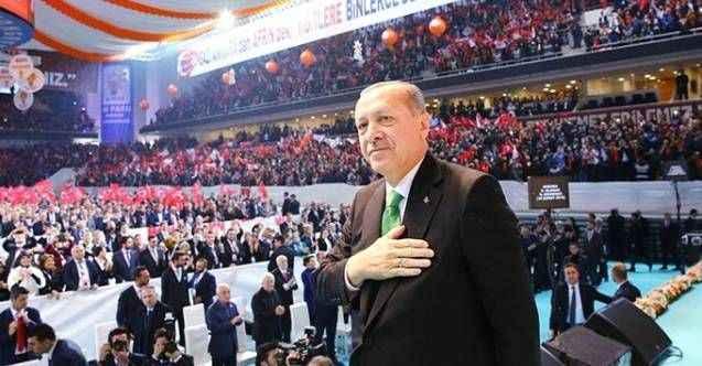 AK Parti'nin 7. Olağan Kongre tarihi belli oldu