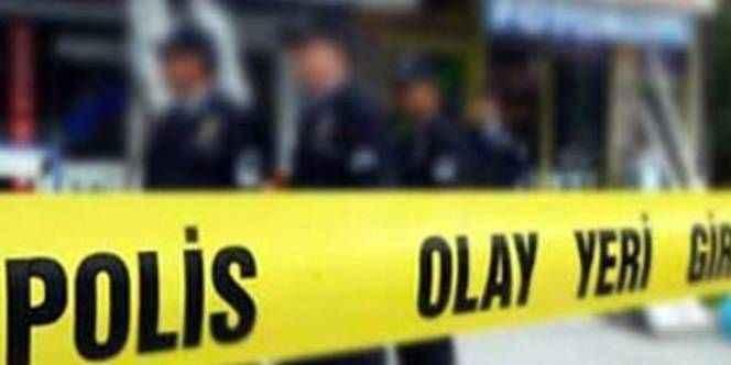 Polis merkezine el yapımı patlayıcı atıldı