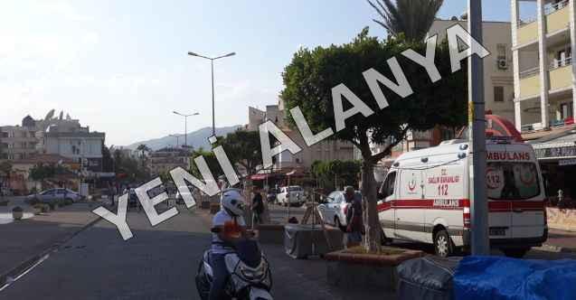 Alanya'da iki grup arasında silahlı kavga çıktı