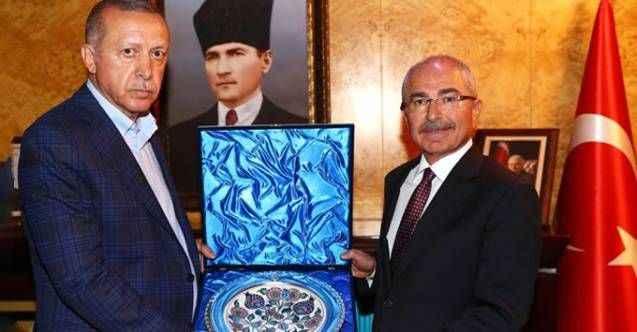 Kayyumdan, Erdoğan ve bakanlara 600 bin liralık hediye