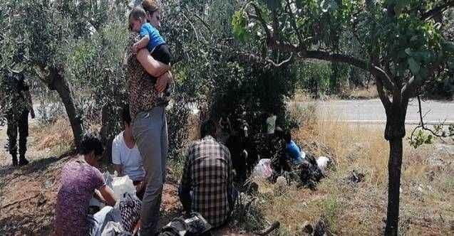Çanakkale'de 400 kaçak yakalandı, 2 organizatör tutuklandı
