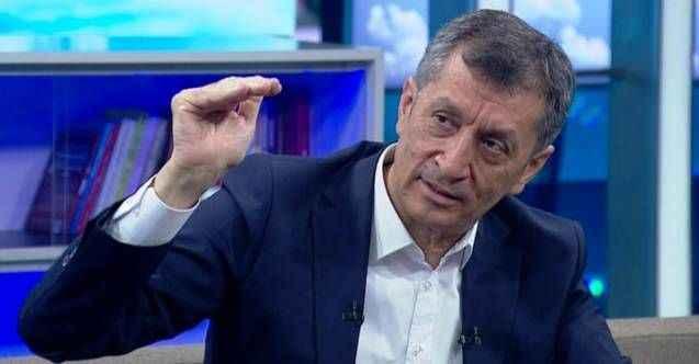 Milli Eğitim Bakanı Ziya Selçuk'tan velilere uyarı!