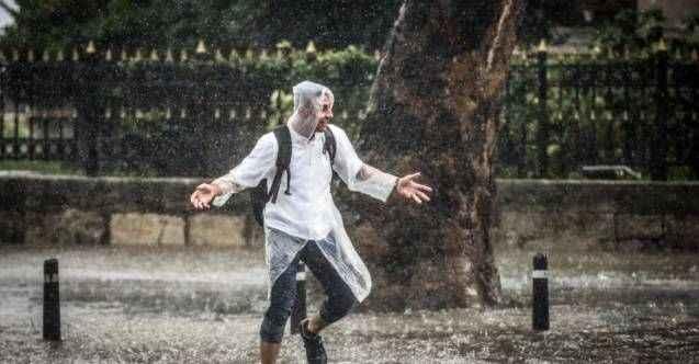 Meteoroloji'den sel ve su baskını uyarısı! Yarın sabaha kadar etkili olacak