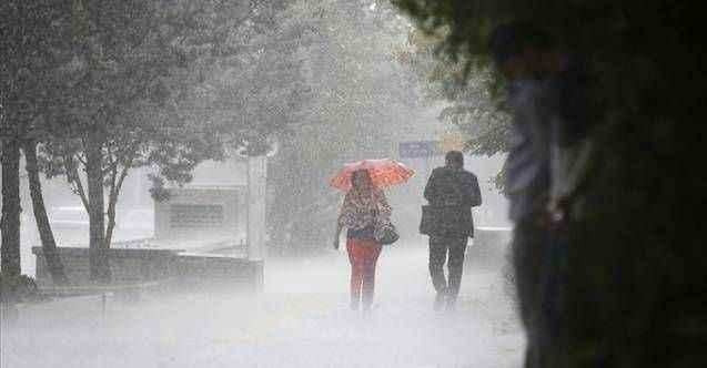 """Dikkat! Meteoroloji """"çok kuvvetli"""" diyerek sel uyarısında bulundu"""