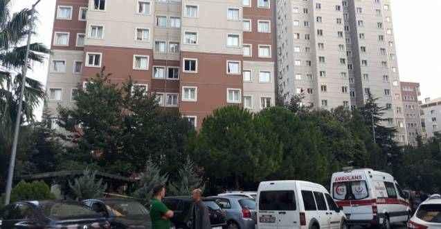 17. kattan düşen 2 yaşındaki çocuk hayatını kaybetti
