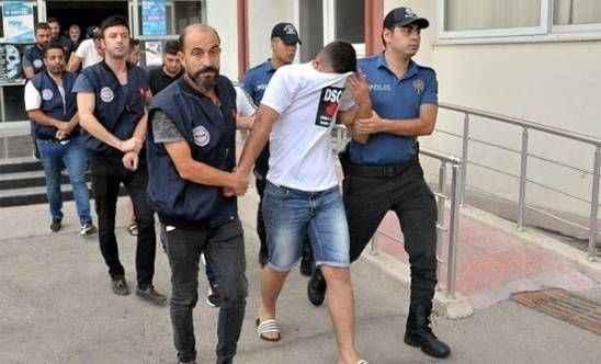 Mersin'de yasa dışı bahis operasyonu: 43 gözaltı
